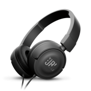 JBL On-ear slusalice sa mikrofonom T450 black