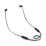 JBL BT in-ear slusalice sa mikrofonom T110BT Black