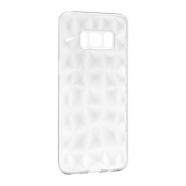 Diamond cut Samsung S8/G950 transparent